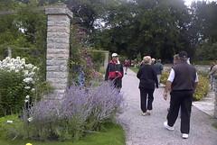 Garden pathway through the Botanical Garden of Visby Gotland Sweden. (bellrich1941) Tags: garden visby gotland sweden
