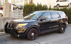Police Car (dfirecop) Tags: dfirecop harrisburg city harrisburgcity pennsylvania pa emergency vehicle 2016 ford explorer policeinterceptor police