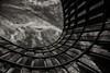 Architektur (brooks 30) Tags: architektur köln kurve gebäude rhein wolken sw
