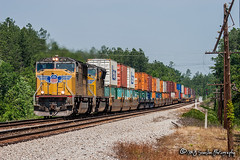 UP 4079 | EMD SD70M | CSX M&M Subdivision (M.J. Scanlon) Tags: alabama business csx csxmmsubdivision csxq192 csxt canon capture cargo commerce digital emd eos engine flomaton freight haul horsepower intermodal locomotive logistics mjscanlon mjscanlonphotography merchandise mojo move mover moving outdoor outdoors photo photograph photographer photography picture q192 rail railfan railfanning railroad railway sd70m scanlon sky steelwheels super track train trains transport transportation tree up4079 wow