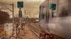 Banner Green (_J @BRX) Tags: db class66 wigannorthwestern wigan lancashire england uk february 2018 winter freight train railway rail electromotive diesel emd gm transpennineexpress tpe class185 passenger signal aspect westcoastmainline