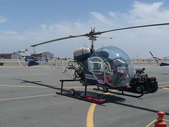 "Bell 47G-3B-1 1 • <a style=""font-size:0.8em;"" href=""http://www.flickr.com/photos/81723459@N04/39561516592/"" target=""_blank"">View on Flickr</a>"