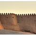 Chiwa UZ - City wall 03