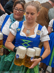 Now I'm working up a thirst (Alaskan Dude) Tags: travel germany europe bavaria munich munchen oktoberfest beer art people portraits costumes fun