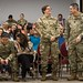 Farewell to Our Finest: 143d ESC Soldiers say goodbye to friends, family as they prepare to deploy