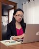 Work (Katherine Ridgley) Tags: toronto woman business mac computer laptop stock
