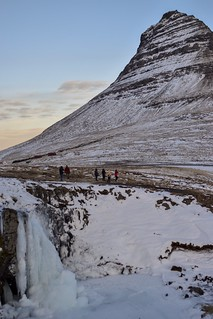 Mt. Kirkjufell, Iceland