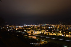 Albertville de nuit vu depuis Conflans 🌒- © @laficellepicarde Janvier 2018 - #Savoie #SavoieMontBlanc #AuvergneRhoneAlpes #RhoneAlpes #Night #Nuit #Voitures #Cars #Monuments #Lights #Lightpainting #Sky #NightSky #NightColors (LaFicellePicarde) Tags: night teamnikon savoiemontblanc savoie voitures nuit d3200 panoramacity citybynight nikon lightpainting arbres rhonealpes nikond3200 monuments citylights nikonfr nightsky cars nightcolors auvergnerhonealpes lights sky