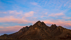 Cotton Candy Sky (James Marvin Phelps) Tags: james marvin phelps photography lake mead national recreation area clouds january nevada weather color mountains sunrise âjmpphotography