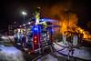 lmh-guldbergsvei019 (oslobrannogredning) Tags: bygningsbrann totalbrann flammer flammehav overtent brann slokkeinnsats brannslokking vannkanon brannbil o21 21 slangevogn takkanon kanon mannskapsbil