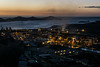 Usine de Doniambo (coincoinnnn) Tags: noumea usine nickel ornge mer océan orange france minerai fer sln nouméa paysage nuit poselongue feu lumière