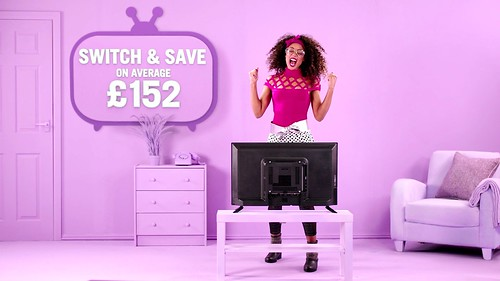 Carphone Warehouse - Switch and Save