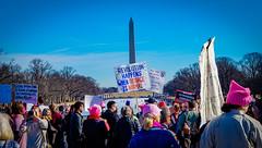 2018.01.20 #WomensMarchDC #WomensMarch2018 Washington, DC USA 2442