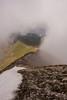 Foggy Ridge (magoago82) Tags: monti sibillini canon eos 1000d foggy light roccia mountain roccetteteam trekking trail hiking fatica luce grass alpinismo montagna appennino