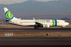 F-GZHV Transavia B737-800 Madrid Barajas Airport (Vanquish-Photography) Tags: fgzhv transavia b737800 madrid barajas airport lemd mad madridbarajas madridbarajasairport