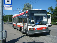Brno trolleybus No. 3012 (johnzebedee) Tags: trolleybus transport publictransport vehicle skoda skoda21tr brno czechrepublic johnzebedee