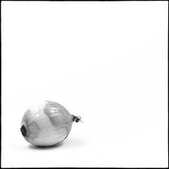 Onion [the white series VI] (K.Pihl) Tags: ilfordfp4125 hasselblad500cm pellicolaanalogica minimalism stilleben sonnar150mmf40 blackwhite rodinal125 bw schwarzweiss film analog onion