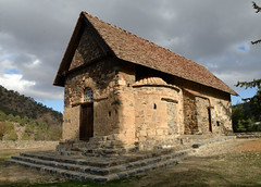 Panagia Asinou Church, Cyprus (nicnac1000) Tags: asinou church orthodox byzantine unesco worldheritagesite paintedchurch medieval