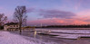 _DSC0111-Pano-Edit (johnjmurphyiii) Tags: 06457 clouds connecticut connecticutriver dawn harborpark middletown originalnef sky sunrise tamron18400 usa winter ice johnjmurphyiii snow