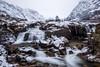 RIVER COE, SCOTLAND,UK BY GREGG CASHMORE (Gregg Cashmore) Tags: canon greggcashmore photography greggcashmorephotography exposure longexposure scotland highlands waterfall water snow winter ice rivercoe