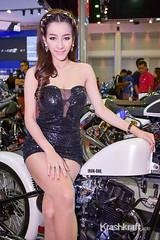 Tukkata (krashkraft) Tags: krashkraft thailand bangkok beautiful beauty boothbabe gorgeous pretty พริตตี้ เซ็กซี่ gridgirl racequeen มอเตอร์โชว์ โคโยตี้ motorshow bangkokmotorshow 2015 stallions supawadeetukkatajanfa allrightsreserved