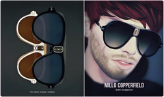 My 3D work: Duke Sunglasses with HUD (Millo Copperfield (Jamill Copperfield)) Tags: millocopperfield jamillcopperfield hipstermenevent hme secondlife 3d mesh game glasses sunglasses gem