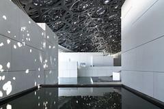 Waterworld (GER.LA - PHOTO WORKS) Tags: louvreabudhabi museum architecture architektur art atrium jeannouvel licht oberlicht