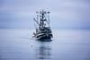 Coming Home (buffdawgus) Tags: california centralcalifornia pacificcoast canon70200mm28l trawler pacificocean montereybay lightroom6 topazsw seascape landscape fishingboat canon5dmarkiii monterey