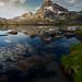 Thousand Island Reflection