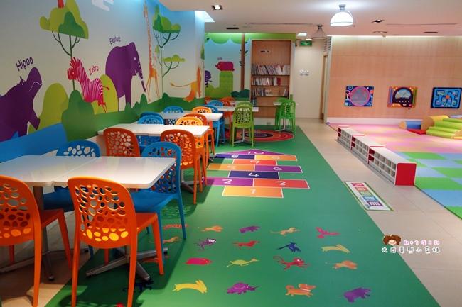 跳跳蛙親子餐廳 跳跳蛙健兒教室 京華城親子館 (7).JPG