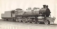 Western Australian Government Railways - WAGR 4-6-2 steam locomotive Nr. 713 (North British Locomotive Works, Glasgow 26557 / 1949) (HISTORICAL RAILWAY IMAGES) Tags: steam locomotive nbl glasgow wagr 462 australia railway northbritishlocomotive 1949