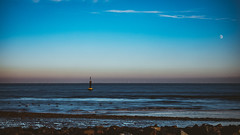Nordsee (TS_1000) Tags: cuxhaven nordsee olympus strand meer see omd em1 boje seezeichen elbe kugelbake torzurwelt mond
