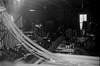 Barn Flare (lostinblue) Tags: savannah bamboo farm 35mm film kodak minolta scad 1992