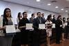 Ministra Rosana Alvarado participa en posesión de nuevos jueces - 08 de enero de 2018 - Quito (Ministerio de Justicia, Derechos Humanos y Cultos) Tags: justicia ministerio derechos humanos cultos rosana alvarado
