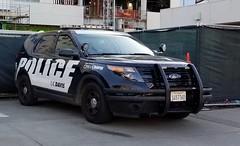 UC Davis Police Ford Interceptor Utility (Caleb O.) Tags: ucdavis ford interceptor