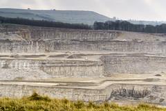Old Moor Quarry (l4ts) Tags: landscape derbyshire tusteadquarry oldmoorquarry 4x4 vehicle limestone chelmortonlow