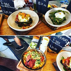 Old pal with a new twist! #brunch #location #healthyfood