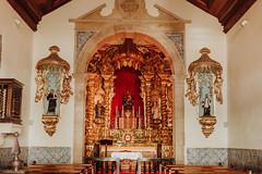 Altar da Igreja de Monte Serrat (Raoni Coriolano) Tags: 2016 bahia igreja julho nordeste raonicoriolano salvador tour tourism touriste travel trip turismo viagem