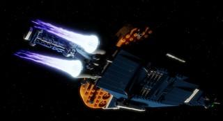 Delta-X Starfighter