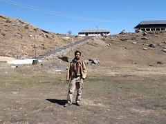Rishi Parasar Lake near Mandi, Himachal- 277 (Soubhagya Laxmi) Tags: himachaltourismhptdc himalayanmountainhindureligion hindupilgrimagetemplehimalay mandihimachalpradesh mandisightseeing parasartemplelakemandi rishiparasarlakemandi rishiparashartempleandlake soubhagyalaxmimishra umakantmishra rishi parasar lake mandi himachal