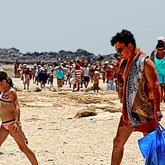 Balos, Crete, Greece (pom'.) Tags: crete balos gramvoussa kissamos greece mediterraneansea beach lagoon sea europeanunion july 2010 canoneos400ddigital 100 5000