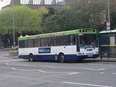 Notts&Derby 122 Derby (Guy Arab UF) Tags: nottsampderby 109 l109lra 1993 volvo b10b58 northern counties paladin bus derwent street derby derbyshire buses wellgladegroup