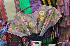 Huipil Maya Zinacantan Chiapas Mexico (Teyacapan) Tags: maya huipil zinacantan chiapas mexican embroidered ropa clothing flowers flores