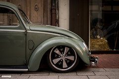 Green crotch cooler (stetoppingphoto) Tags: volkswagen beetle crotch cooler split window hessisch oldendorf ho17 germancy car photography show green sony altha a7 carl zeiss 55 sonnar vintage retro old