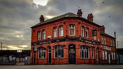 The Eagle and Tun, Digbeth, Birmingham (philbase) Tags: wine red ub40 bar tun eagle pub digbeth birmingham hs2 theeagleandtun
