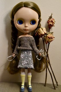 Blythe A Day February 6: Roses