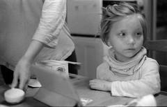 Scan-180114-0002 (Oleg Green (lost)) Tags: home family kid daughter nokton 1550 bessat rangefinder voigtlander film 35mm bw blackandwhite fomapan400