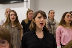choir21 (Arts at Birmingham) Tags: music choir rehearsal 2017 piano students teaching