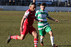 46 (Dale James Photo's) Tags: aylesbury united football club egham town fc the meadow southern league division one east non