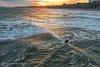 SILVER SURFER! (mark_rutley) Tags: bournemouth dorset surf surfing dude silversurfer surfsup watersports sea sunset clouds sky coast coastal visitdorset